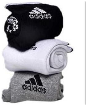 Adidas socks pack of three(3)
