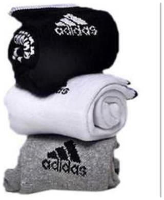 Adidas socks pack of three(3)