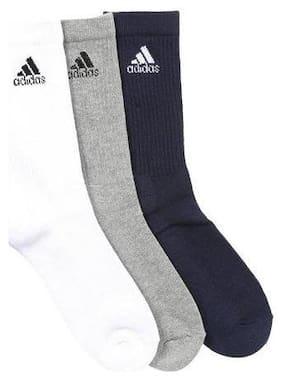 Crew Length Socks Pack of 3