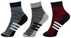 Ankle Length Socks 3 Pairs