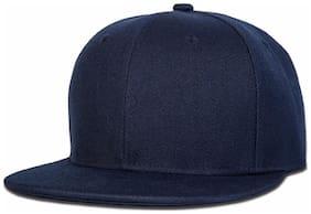 Alcove Unisex Navy Hiphop/Snapback Cap