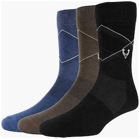 Allen Solly Multi Pack Of 3 Socks