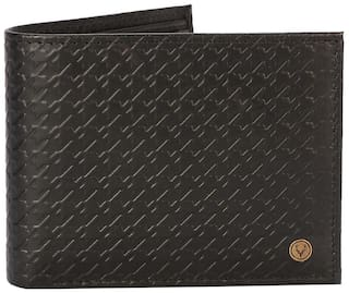 Allen Solly Black Wallet