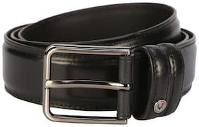 Men Leather Belts ( Black )