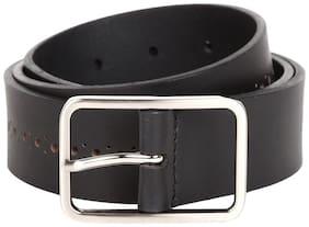 Men PU Belts ( Black )