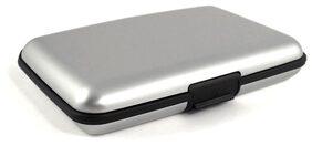 Aluma Silver Credit Card Wallet