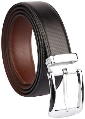 Synthetic Leather Belts ( Black )