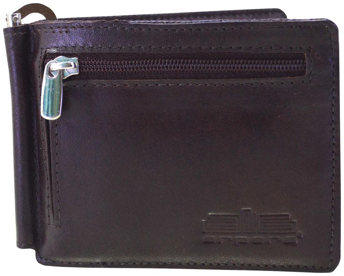 Arpera Men Brown Leather Bi Fold Wallet by Arpera Bags