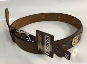Badger Genuine Leather Size 28 12 Gauge/ Camo Concept Belt