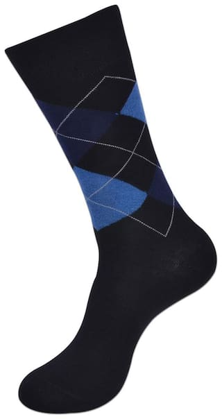 Balenzia Crew Socks for Men (Pack of 1)