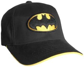 Black Supper Premium Solid Snapback Cap