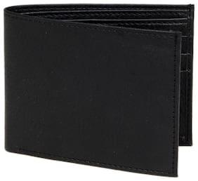 Black Leatherette Gents / Men's Card Wallet (KC110B) - Diwali Gift