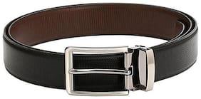 BlacKing Brown&Black Pu Belt
