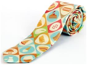 Blacksmith Aromatic Breakfast Design Tie for Men