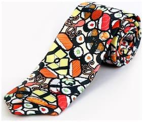 Blacksmith Sushi Delight Design Tie for Men