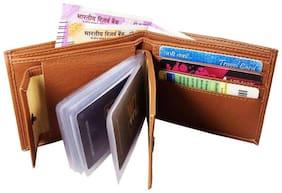 Blissburry Leather Good Money Clip (Tan)