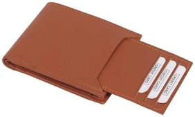 blissburry Men's Good Quality Genuine Leather Money Clip