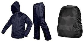 Jim-Dandy Men Regular Suit - Blue