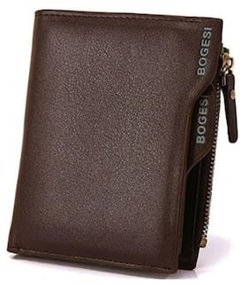 Bogesi Wallet For Men- Brown