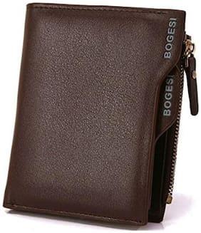 Bogesi Wallet For Men- Brown