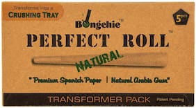 Bongchie/ Transformer Pack/ Natural / 5 packs of 5 perfect roll each
