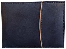 Borse Blue Genuine Leather Gents Wallet