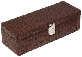 Borse Men Leatherite Watch cases - Brown