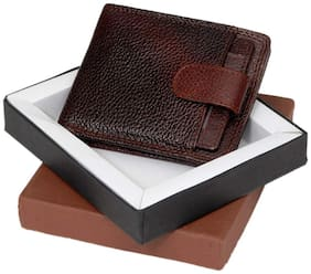 BORSE KCP103B GENUINE LATHER(NDM) WALLET