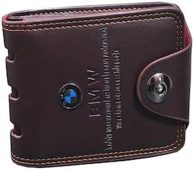 Fashlook Brown Bmw Wallet