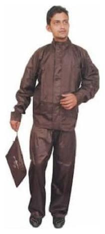 Jim-Dandy Men Regular Suit - Brown