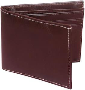 brown wallet for men
