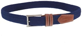 Canfly Blue golf course Belts for men.