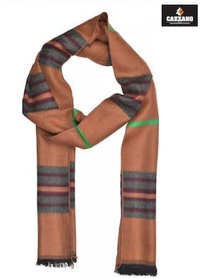 cazzano Men Wool Muffler - Multi