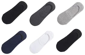 Concepts Pack of 6 Loafer Socks