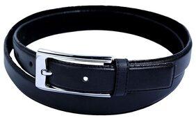 Contra Black Casual Belt