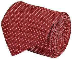 CorpWed Red Neck Tie