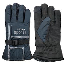 Cotson Men Wool Glove - Blue
