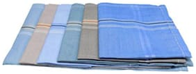Cottan Hankerchiefs ( pack of 6 pcs)