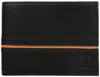 Creature Black Leather Men's Wallet