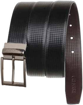 Creature Black PU Formal Belt - Pack of 1