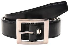 d8a8b78315 Creature Men s Leather Belts(Colour-Black