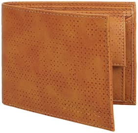 Creature PU Tan Fashion Regular Wallet