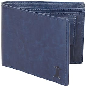 Creature PU Navy Fashion Regular Wallet