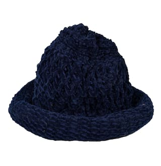 8038b44aa3d Buy CH CRUX   HUNTER Wool Caps - Blue Online at Low Prices in India ...