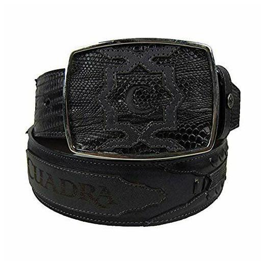 CCBM4MA Stingray Men Belt made by Cuadra Boots