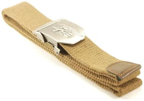 """Derrydax"" Brand High Quality Fabric Men's Belt - BEL001"