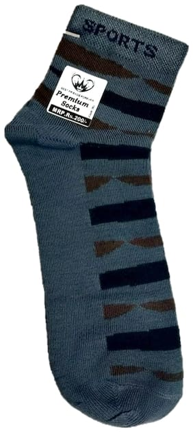 Designer Ankle Socks (Pack of 5)