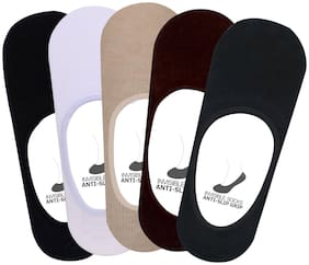 DINAMIC Multi Cotton No show socks ( 5 pairs )