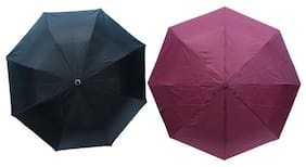 Dizionario Black & Rani 3 Fold Umbrella (Pack of 2)