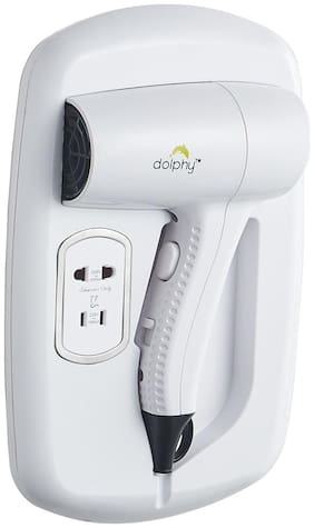 Dolphy Professional Wall mounted Hair Dryer